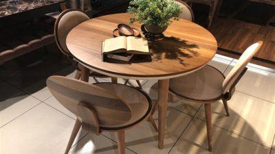 Yuvarlak Mutfak Masası Modelleri