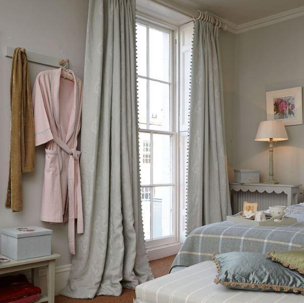 Yatak Odası Perde Modeli