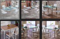 2017 2018 Bellona Mutfak Masası Modelleri