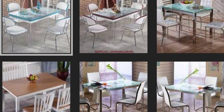 Bellona 2017 2018 Mutfak Masası Modelleri