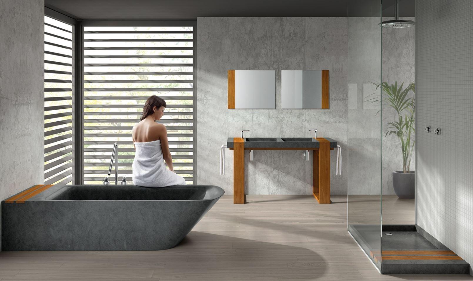 2018 Trend Banyo Dekorasyonları