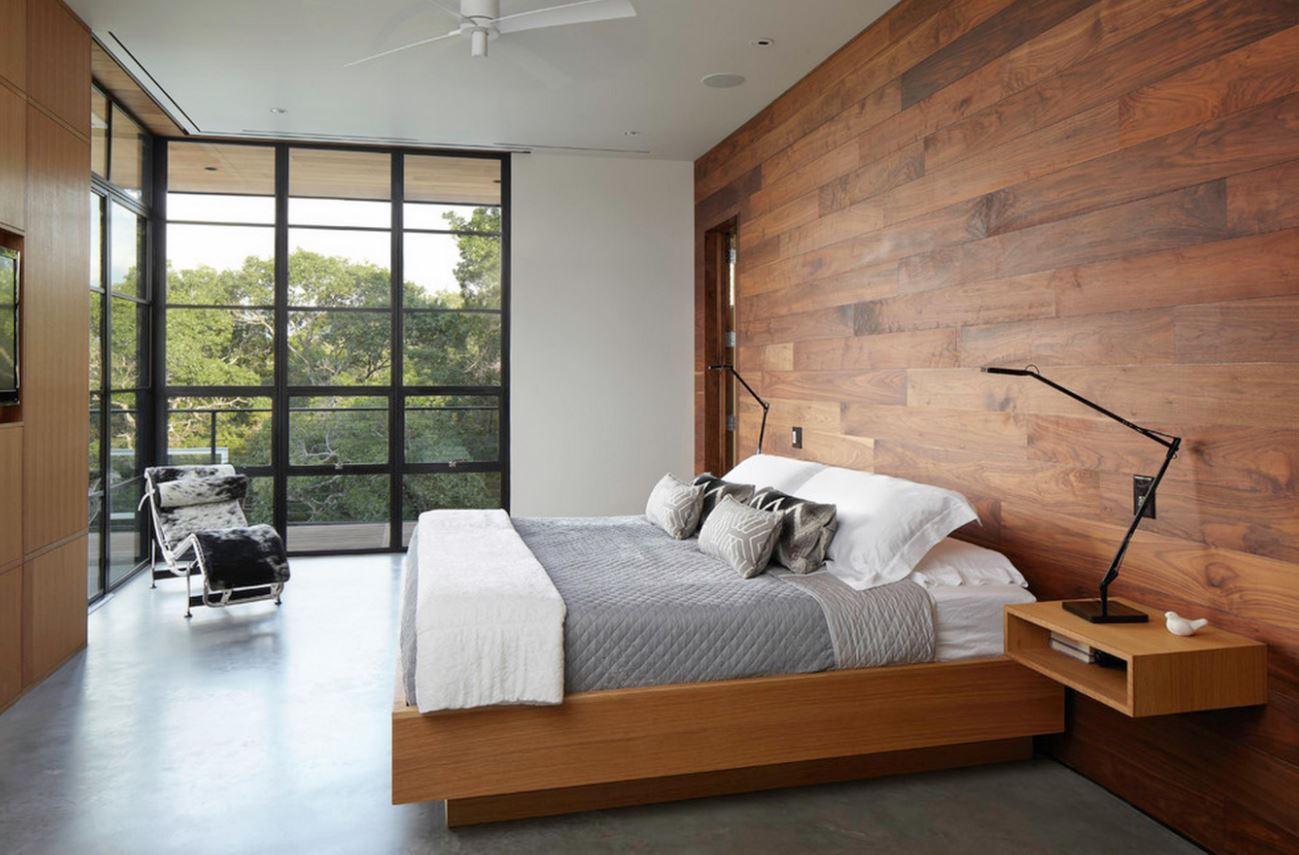 Az Eşyalı Minimalist Yatak Odaları