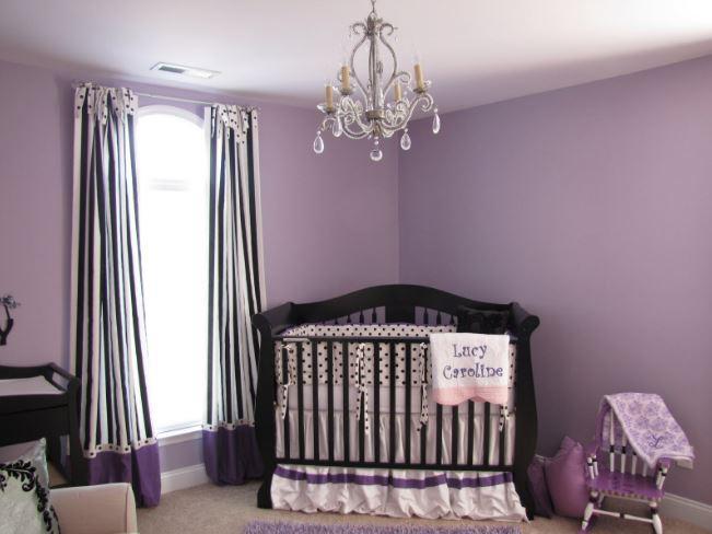 Lila Bebek Odası
