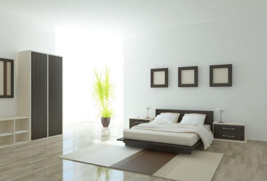 Minimalist Örnek Yatak Odası