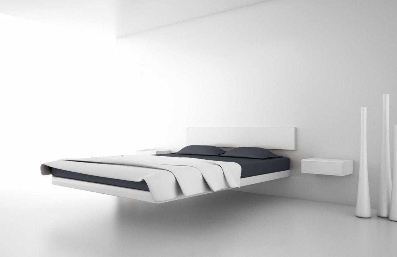 Minimalist Yatak Odası Sade Tasarımlar