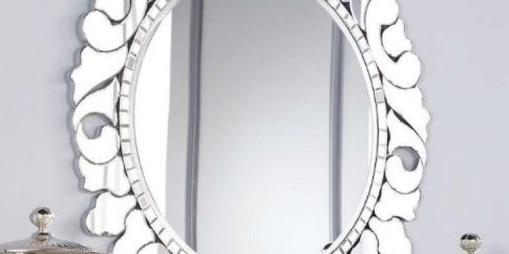 Salonlarda Dekoratif Ayna Modelleri