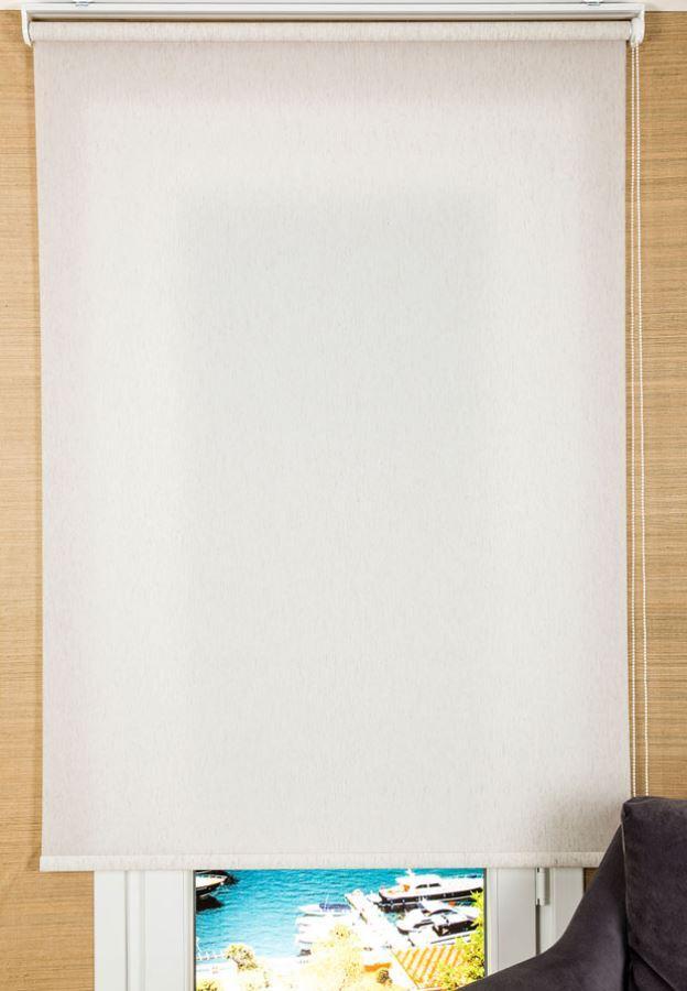 Desenli Keten Stor Perde Modeli 70.-TL