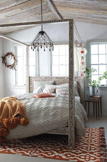 bohem-yatak-odasi-dekorasyonu
