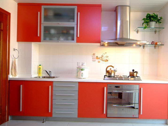 Mutfak Dolabı Modelleri 2018