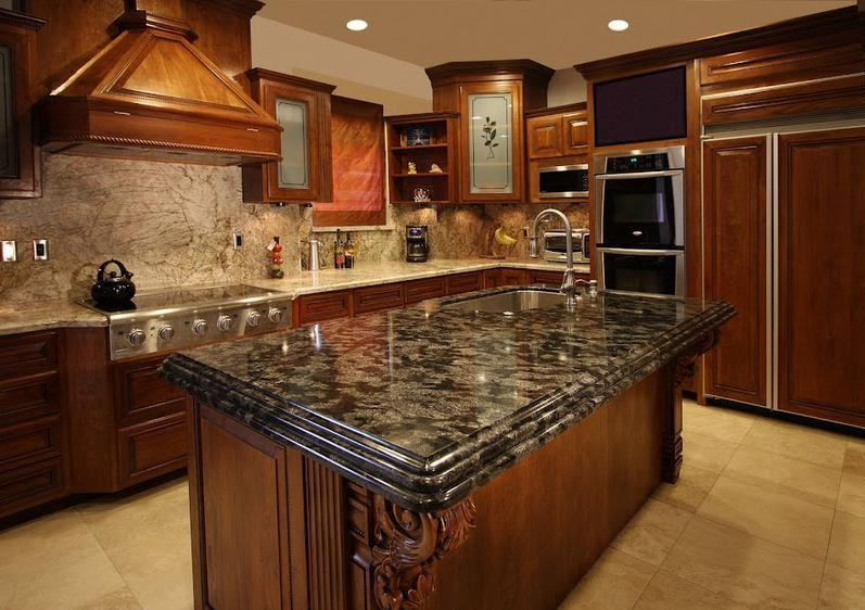 granit-mutfak-modelleri