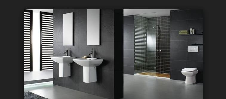 Koyu Banyolar İçin Fayans Seçimi