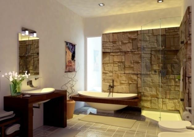 Modern Banyolar İçin Fayans Modelleri
