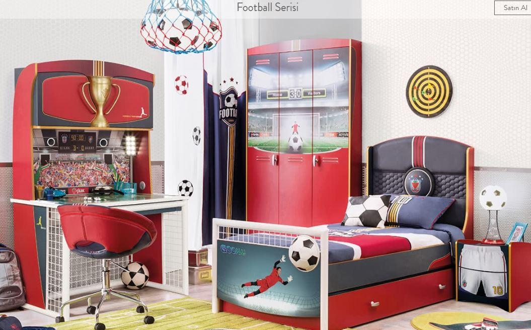 cilek-2018-fotball-serisi-genc-odasi-taksitli-3329-pesin-3095-tl
