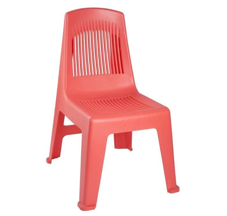 Tekzen lüks çocuk sandalyesi yavruağzı renk
