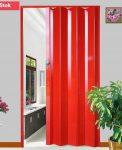 Katlanır Kapı Kırmızı 85x203 cm