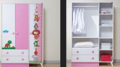 Tekzen Çocuk Odası Modelleri
