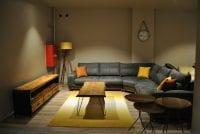 Gebze küçük oturma odası dekorasyonu piranlar golden home