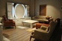 Gebze oturma odası dekorasyonları piranlar golden home