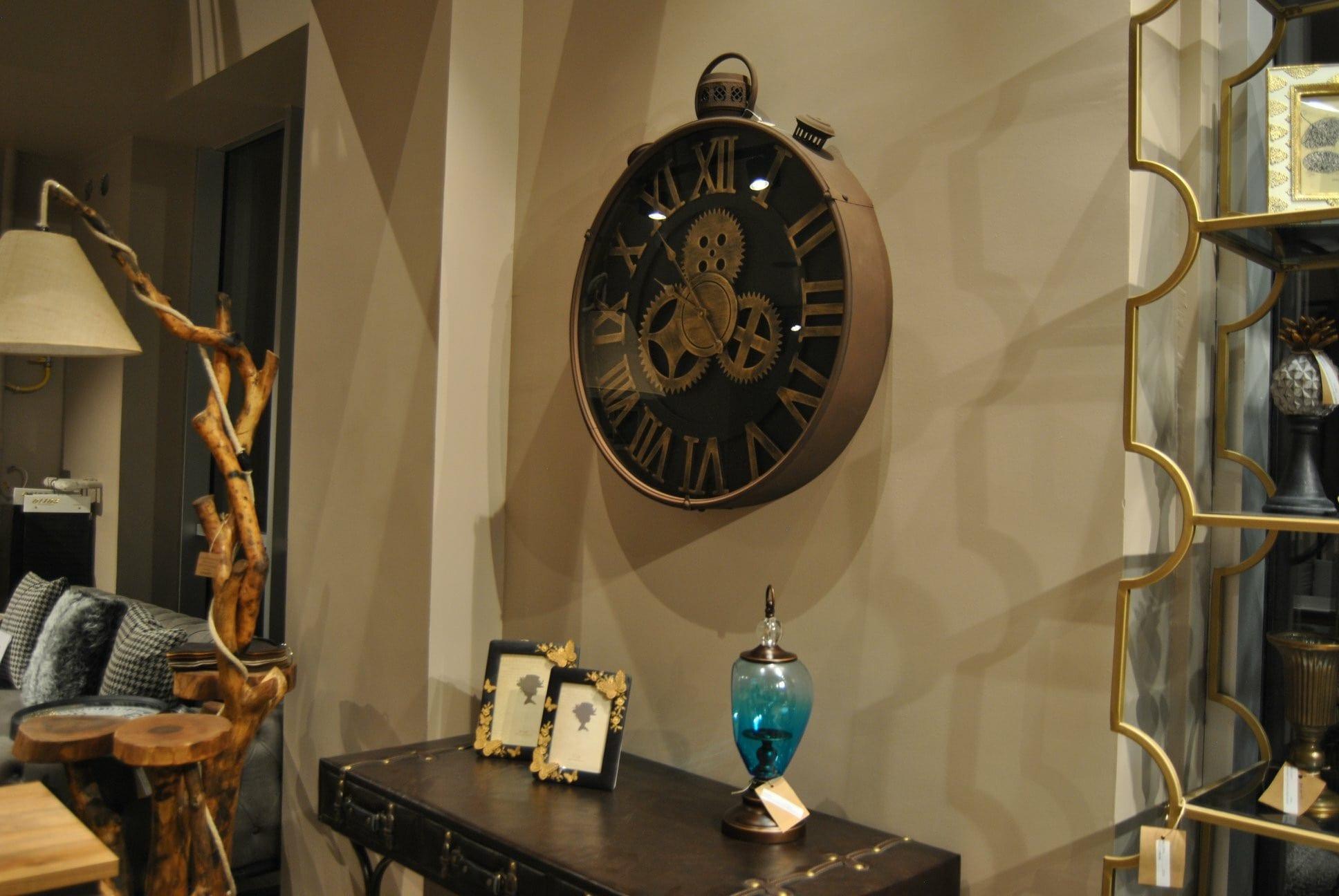 Piranlar golden home gebze büyük saat aksesuarları