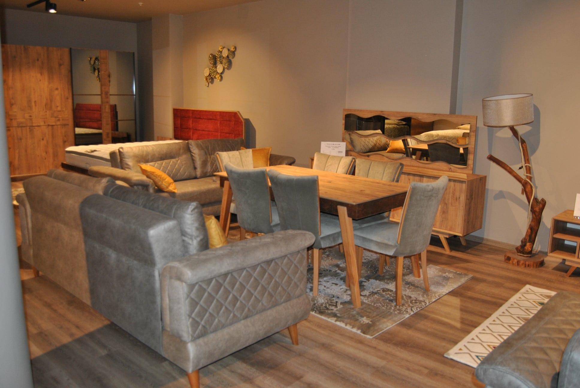 Gebze küçük salon tasarımı piranlar golden home