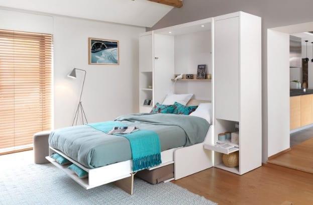 Basit duvar yatakları