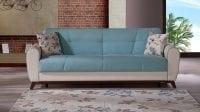 Dream açık mavi kanepe örnekleri
