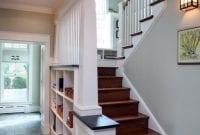 Modern ahşap merdiven