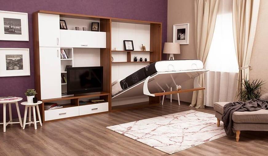 Modern duvar yatak örnekleri