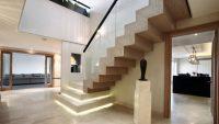Ev İçi Ahşap Merdiven Modelleri