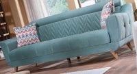 Molde su yeşili kanepe