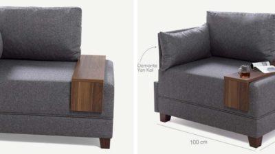 Koçtaş Rahatını Sevenlere Özel Tekli Koltuk ve Sandalye Modelleri