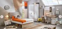 Çilek Genç Odası : Turuncu Renk Dynamic Serisi