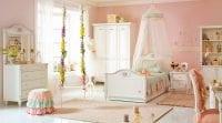 Çilek Mobilya Romantic serisi genç odası