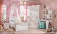 Çilek Mobilya Selena serisi genç odası