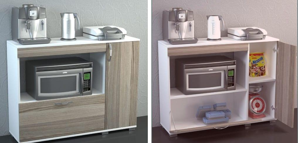 Koçtaş Çok Amaçlı Mutfak Dolabı Modelleri: Dekorister Charlotta