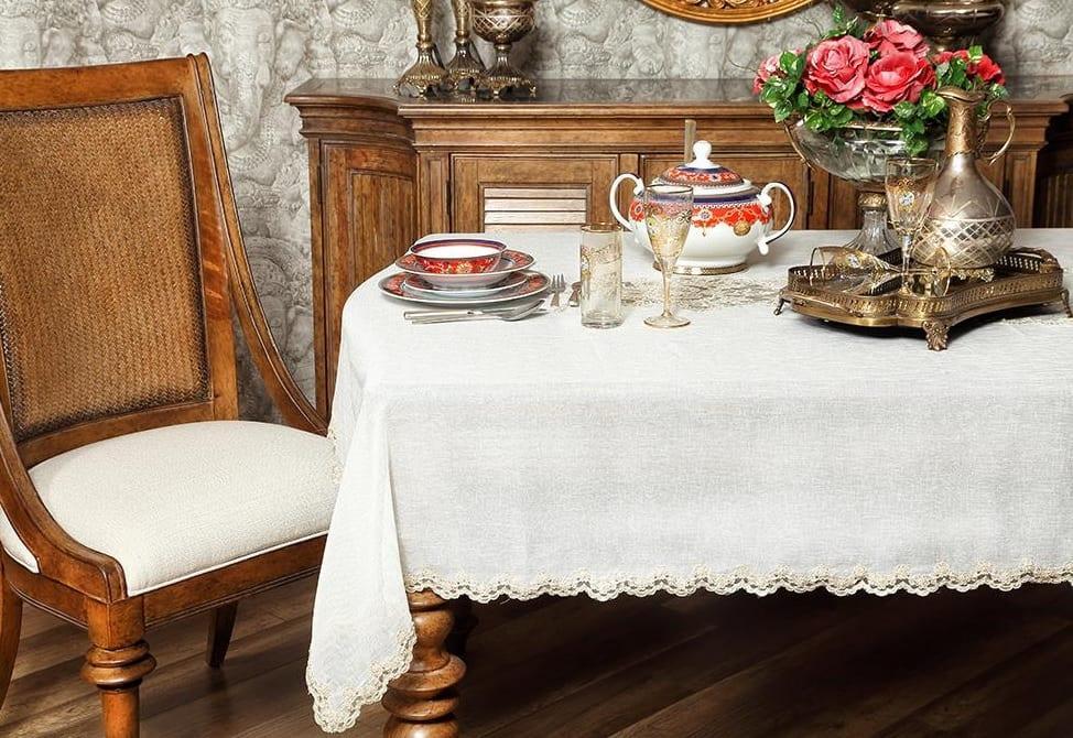 Yemek Masaları İçin Örtü Modelleri