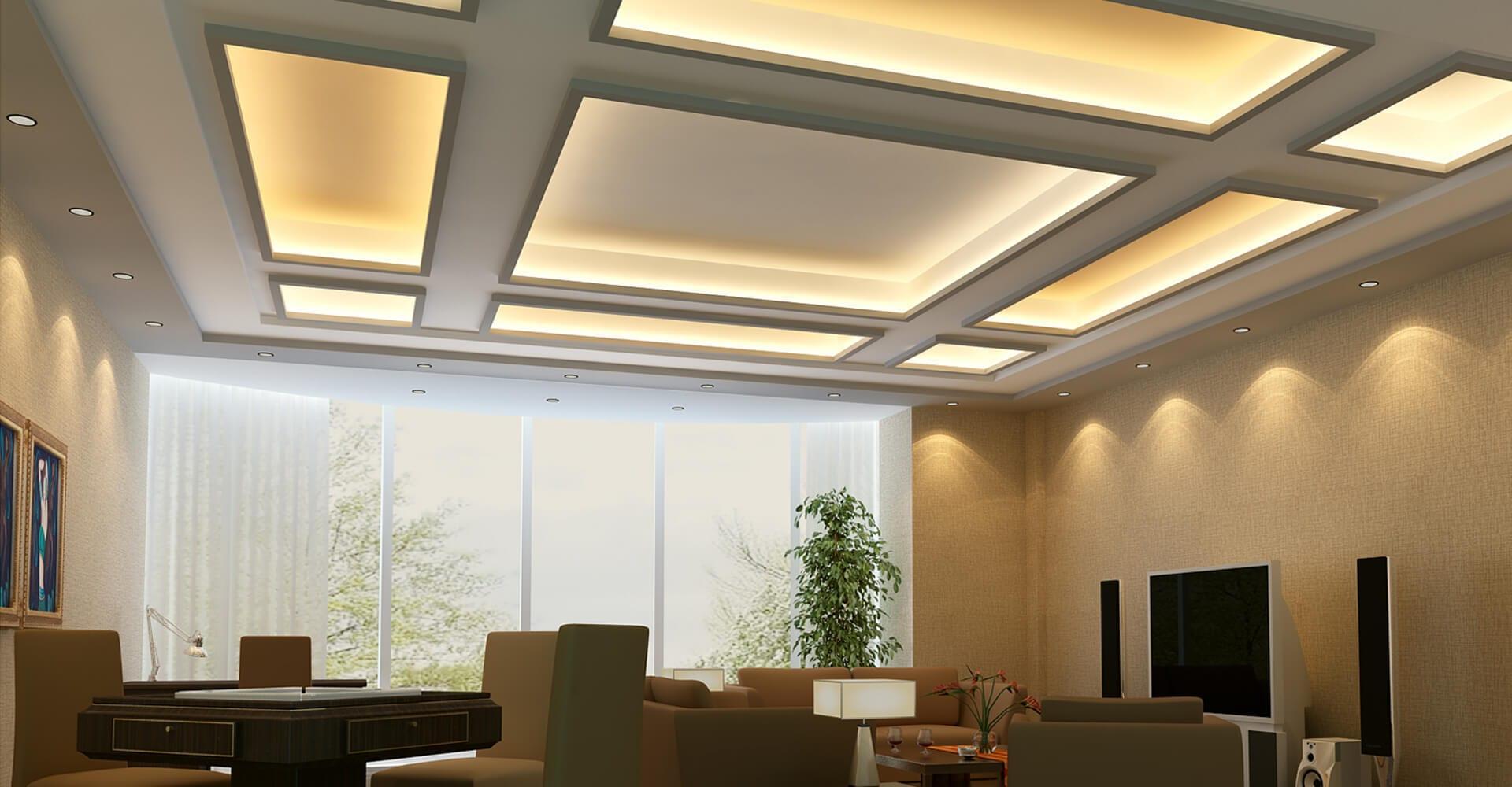 çalışma odası asma tavan