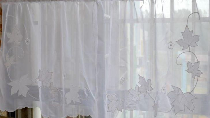 Küçük Pencereler İçin Perde Modelleri Ve Önerileri