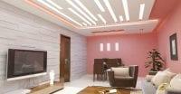 misafir odası asma tavan