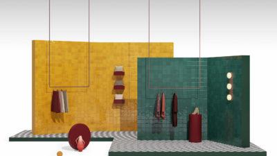 Banyoların Enerjisini ve Kullanıcıların Modunu Yükseltecek Seramik Seçimleri